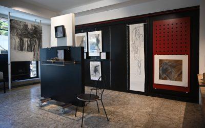 TEXTUR Ausstellung – Kunst.Los die 8.